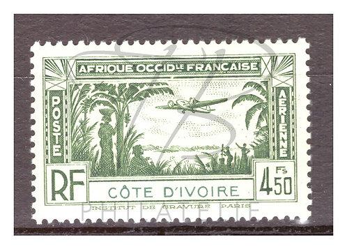 Côte d'Ivoire P.A. n°3 , *