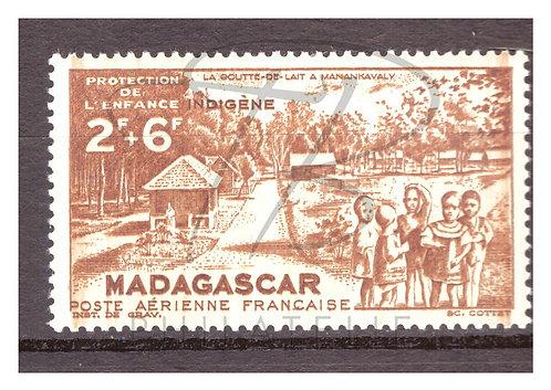 Madagascar P.A. n°42 , *
