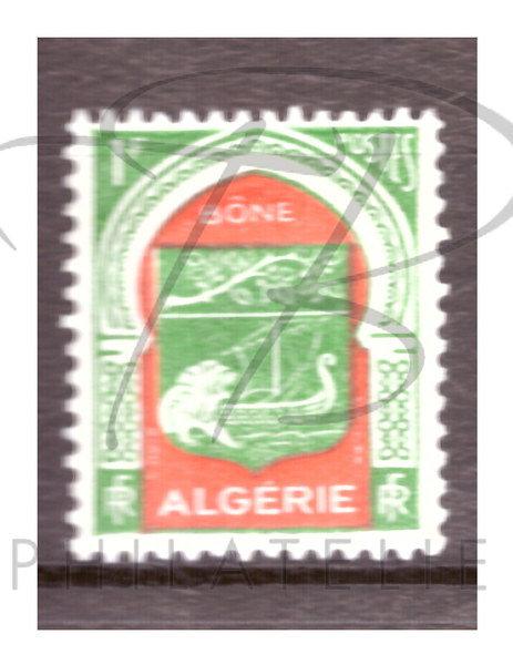 Algérie n°337 , *