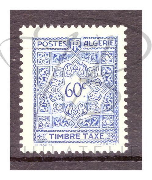 Algérie taxe n°36 , *
