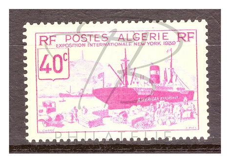 Algérie n°154 , **