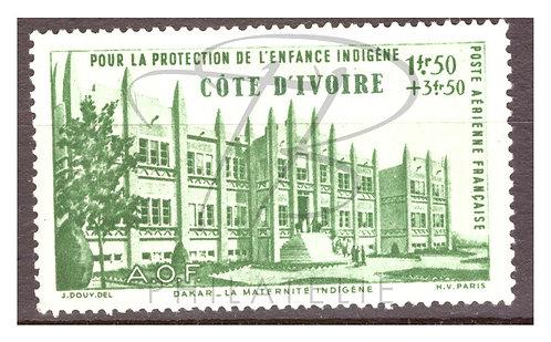 Côte d'Ivoire P.A. n°6 , *