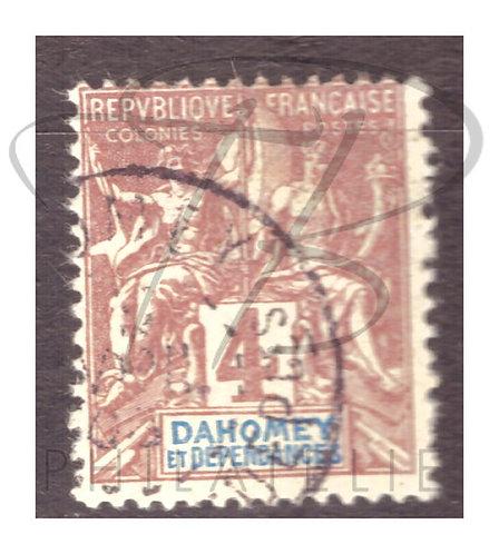Dahomey n°8