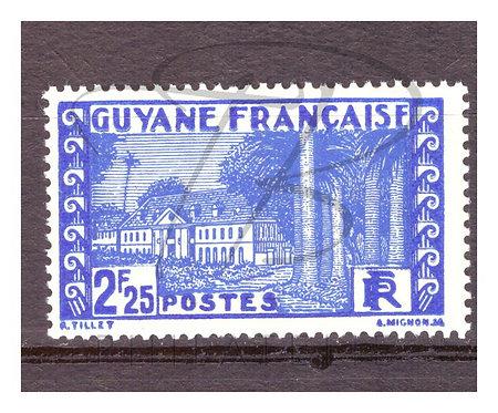 Guyane n°167 , *
