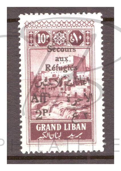 Grand Liban n°73 , *