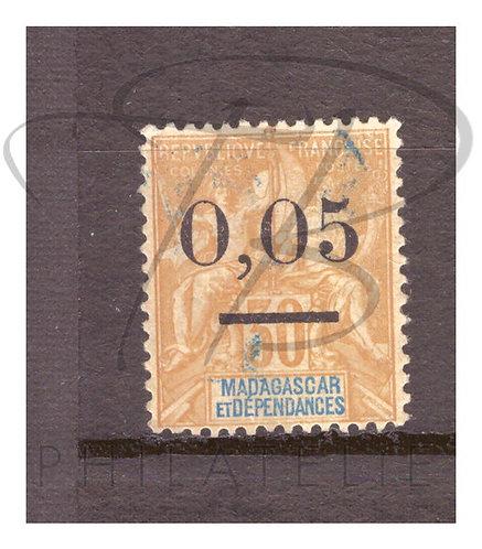 Madagascar n°52II