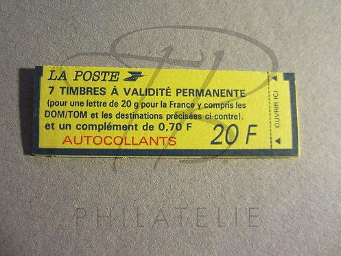 Carnet mixte n°1505