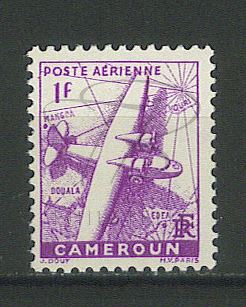 Cameroun P.A. n°3 , *