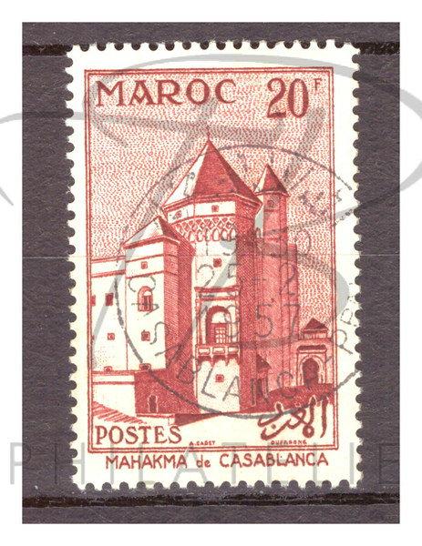 Maroc n°356