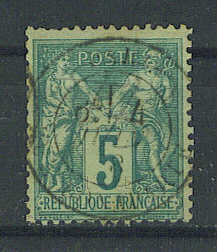 France n°75IIA (b)