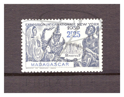 Madagascar n°208 , *