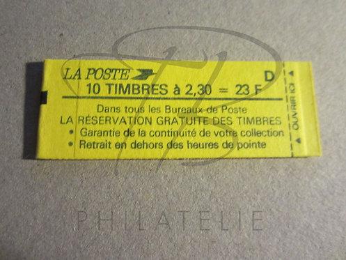 Carnet n°2614-C2