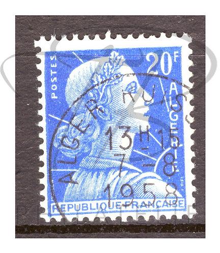 Algérie n°349