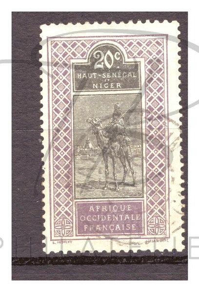 Haut-Sénégal & Niger n°24