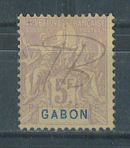 Gabon n°32 , **