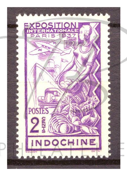Indochine n°193 , *