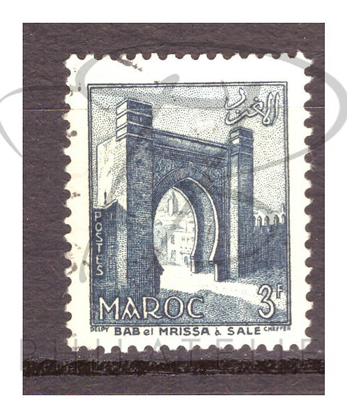 Maroc n°348