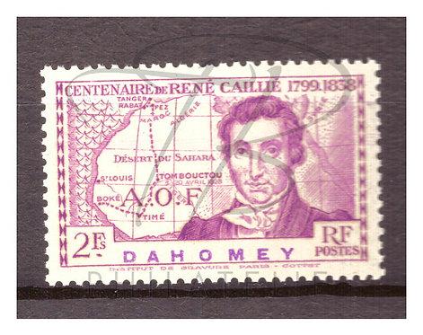 Dahomey n°114 , **