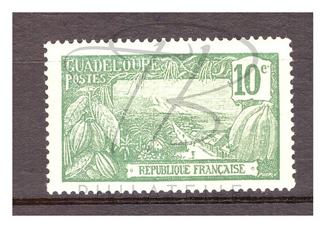 Guadeloupe n°78 , *