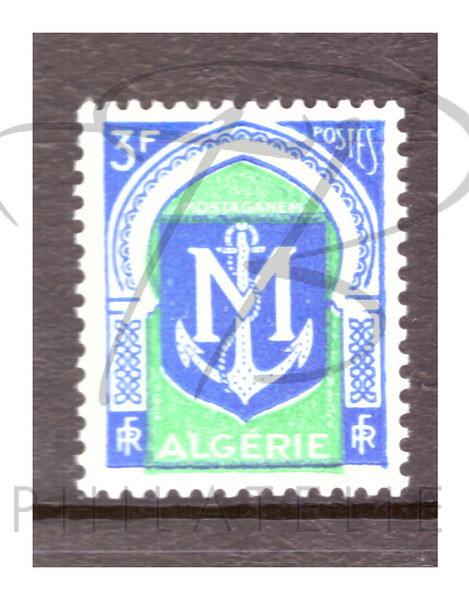 Algérie n°337B , *