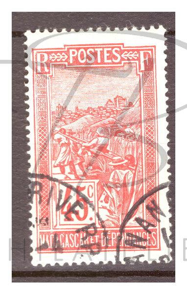 Madagascar n°137