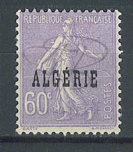Algérie n°24 , *