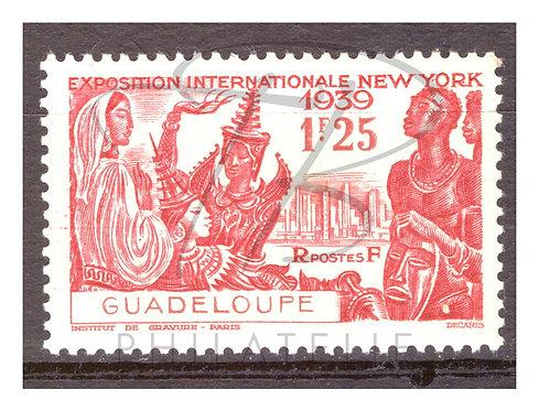Guadeloupe n°140 , *