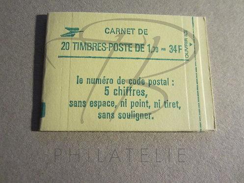 Carnet n°2318-C1