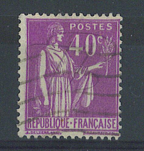 France n°281 , type II