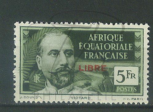 A.E.F. n°136 , *