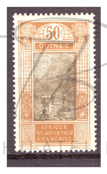 Guinée n°93 , *