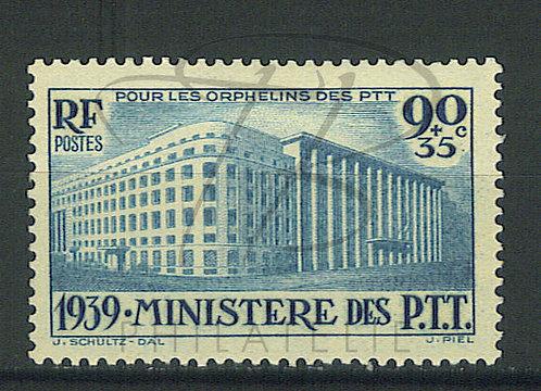 France n°424 , * (a)