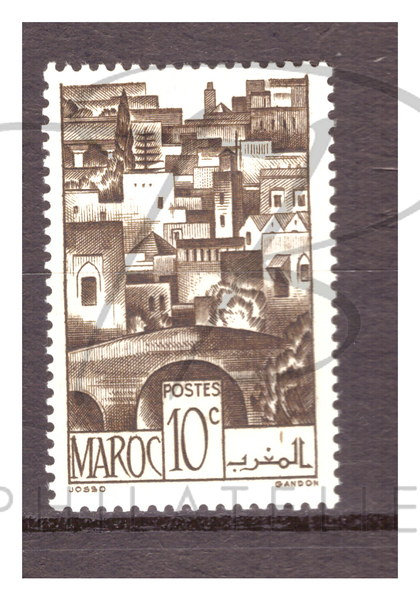 Maroc n°246 , *