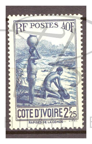Côte d'Ivoire n°160 , **