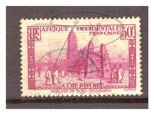 Côte d'Ivoire n°120