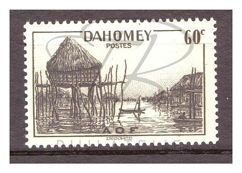 Dahomey n°152 , **