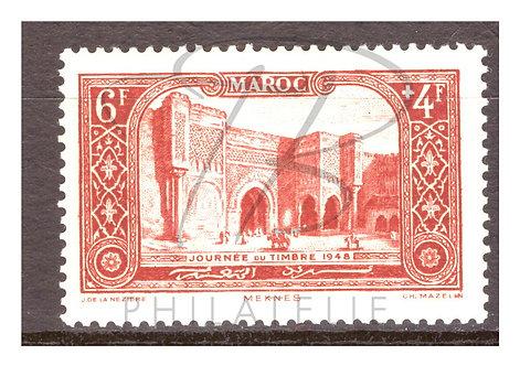 Maroc n°268 , *