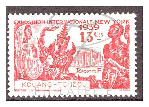 Kouang-Tchéou n°118 , **