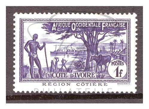 Côte d'Ivoire n°173 , *