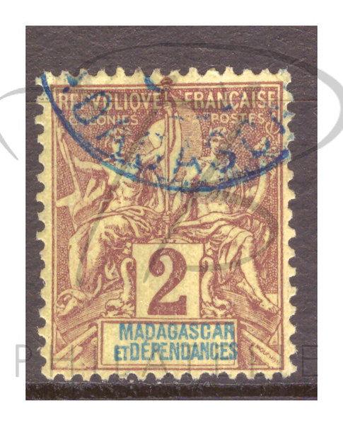 Madagascar n°29