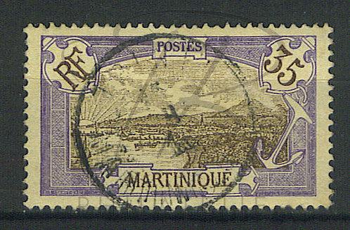 """Martinique n°70 , cachet """"TRINITE"""""""