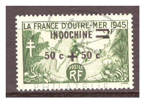 Indochine n°296 , **