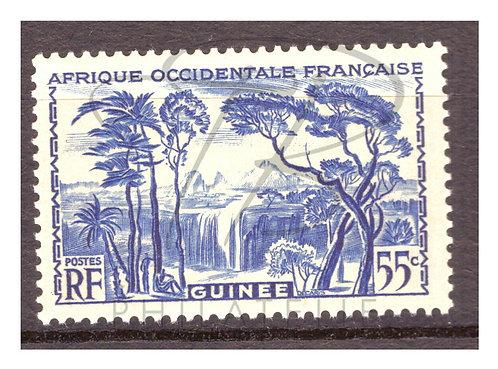 Guinée n°136 , **