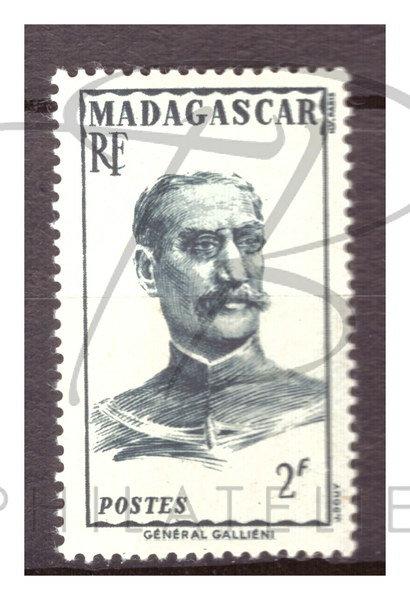 Madagascar n°309 , *