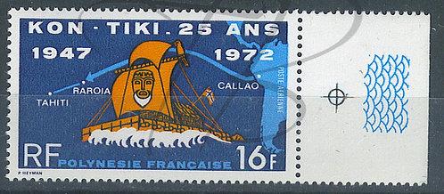 Polynésie française P.A. n°64+BDF , **