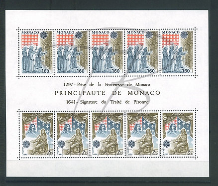 Monaco Bloc n°22 , **