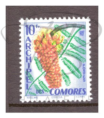 Comores n°16 , **