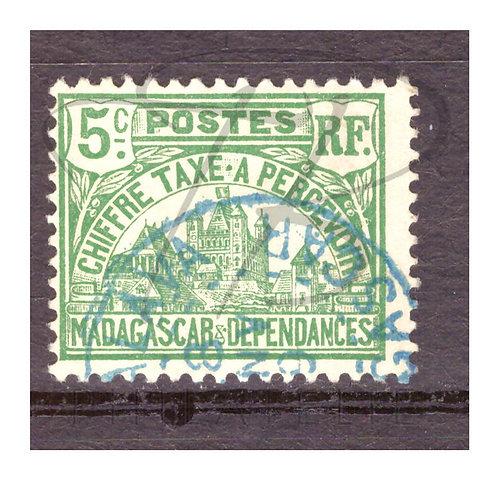 Madagascar taxe n°10
