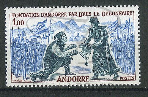 Andorre n°169 , **