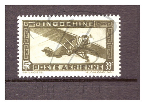 Indochine P.A. n°18 , *